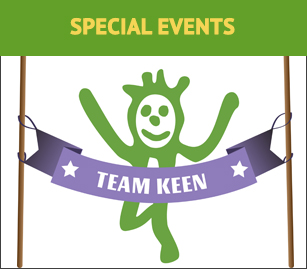 KEEN Special Events